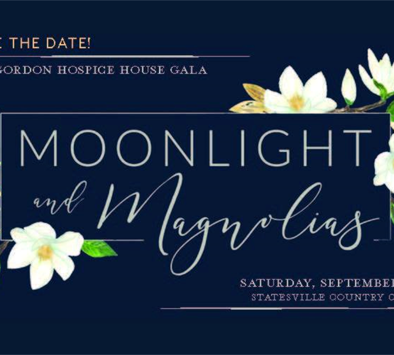 Moonlight and Magnolia's Gala