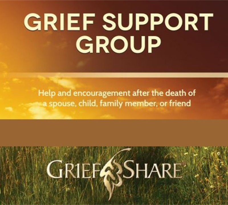 GriefShare Support Group Meeting